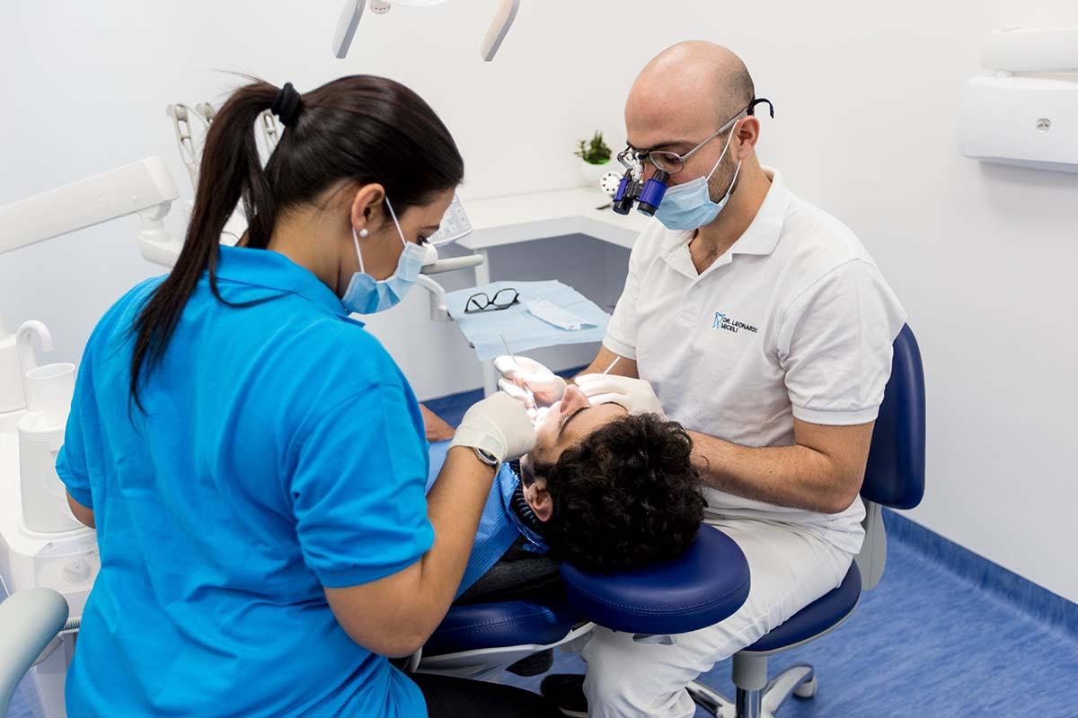 dentista o odontoiatra